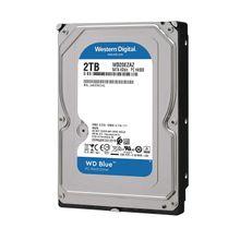"Blue 3.5"" Internal HDD For PC - 2TB"