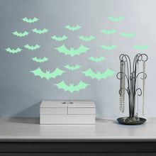 TA Wall Sticker Decal Home Decoration PVC Wallpaper Waterproof GS025-bat