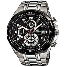 EFR-539D-1AVUDF Stainless Steel Watch – Silver