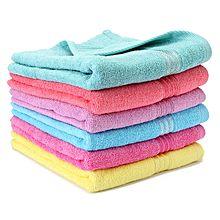 Bath Towel - 6 Pcs - 100x50cm
