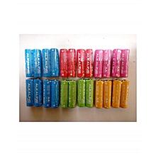 Batteries - Alkaline AA - 24 Pcs