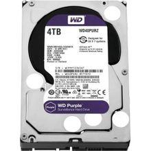 "WD40PURZ - 4TB Surveillance Hard Disk Drive 3.5"" Sata - Purple"