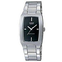 MTP-1165A-1CDF Stainless Steel Watch – Silver