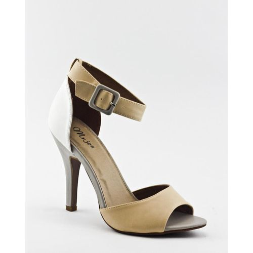 Ankle Sandals - Beige