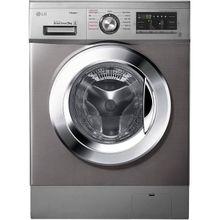 غساله تحميل امامي 9ك سيلفر 1400 للفه باب كروم Washing Machine