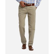 Casual Straight Pants - Khaki