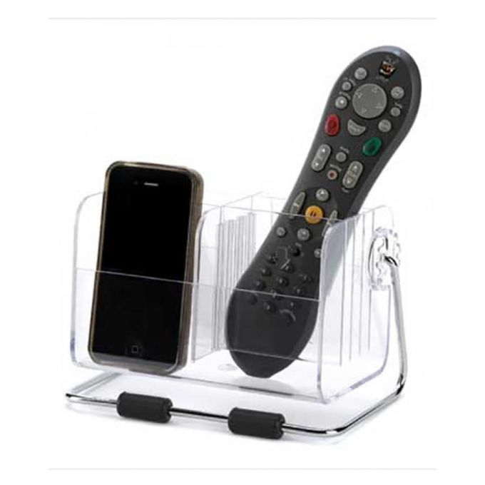 Generic Tv Remote Control Phone Key Pen Glasses Organizer