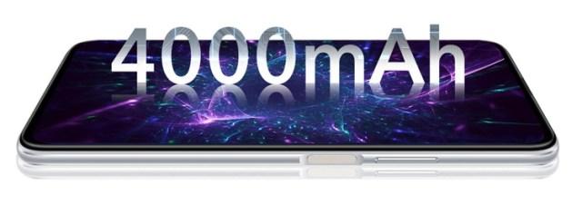 هونور 9X بشريحتين، شاشة 6.59 بوصة، 6 جيجابايت رام، 128 جيجابايت، شبكة الجيل الرابع ال تي اي - ازرق