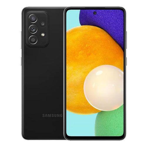 Galaxy A52 - 6.5-inch 256GB/8GB Dual Sim 4G Mobile Phone - Awesome Black