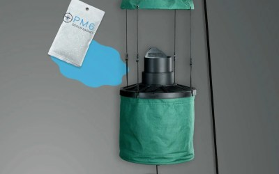 Innovative high-performance mosquito trapping systems