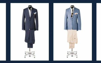Higher quality and custom-tailored corporate clothing