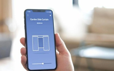Smart curtains – the missing puzzle piece in smart home