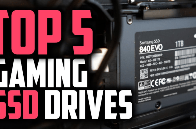 5 Best SSD For Gaming In 2021   Buying Guide