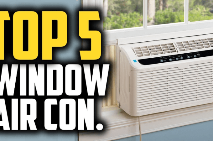 5 Best Window Air Conditioner In 2021   Buying Guide