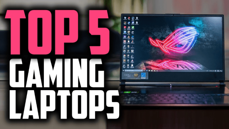 5 Best Gaming Laptops In 2021 | Buying Guide