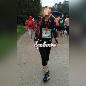La parisienne - running - course