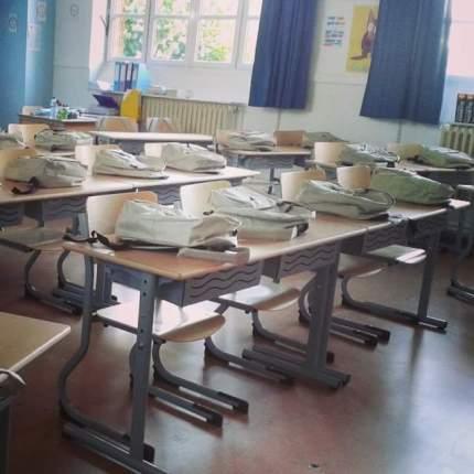 Salle de classe - Egalimère