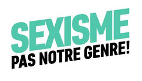 Campagne Sexisme pas notre genre