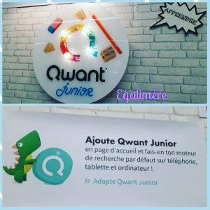 Qwant Junior - Egalimère