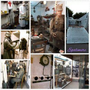Ouistreham : Le grand bunker, musée du mur de l'Atlantique