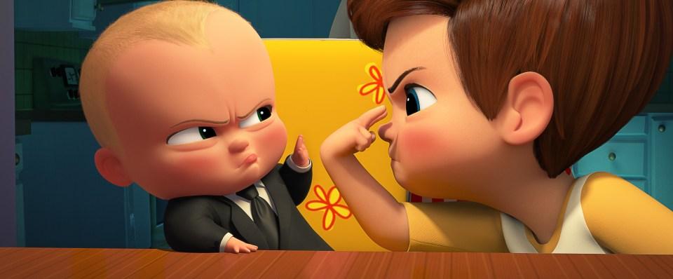 Baby boss - mes enfants se chamaillent sans arrêt