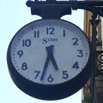 Horloge - Barcelone - Egalimère - Temps