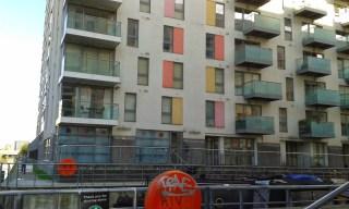 Londres - la résidence louée pour le séjour