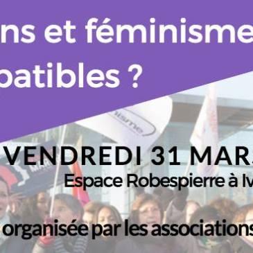 Soirée débat : «Féminisme et élections : incompatibles ?»