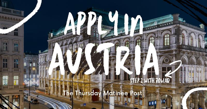 Apply in Austria