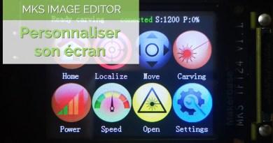 Mks Image editor – Personnaliser son écran