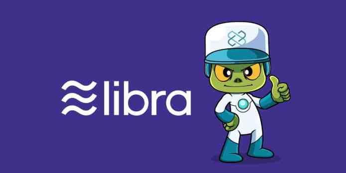 libra loom blockchain games egamers facebook
