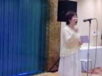 職員の歌謡ショー