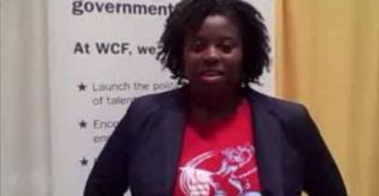 Watch Women Campaign Forum(WCF) At Netroots Nation