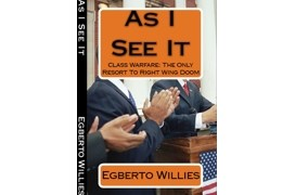 KMNF 88.5 FM Interview About My Book As I See It: Class Warfare The Only Resort To Right Wing