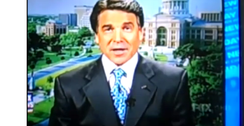 Dear America – We are sorry to have teased you with Rick Perry