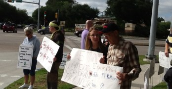 Occupy Kingwood – A Sustainable Form Of The Occupy Movement (2012-04-21) (VIDEO)