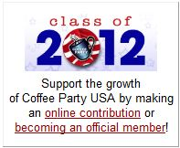 Support Coffee Party USA New Media Strategy To Get The Truth Out