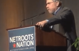 Netroots Nation 2012: Paul Krugman Analysis The Current State Of Economy