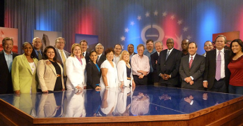 Members of HoustonPBS – Red, White and Blue Advisory Board