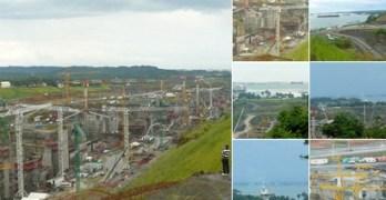 Panama Canal Expansion Pictures – Fotos De La Expansión Del Canal De Panamá