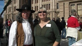 "Texas Capitol Rally Against ""Citizens United"" & In Support of SCR 2 & HCR 21 (VIDEO)"