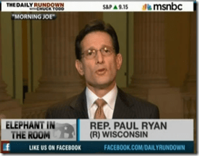 Cantor, Ryan, Jindal's GOP Ideas Rebrand Same One That's Killing the Middle Class
