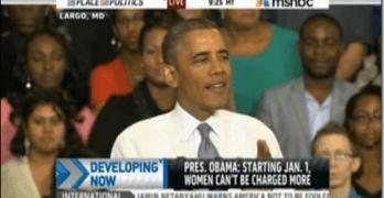 Obama on Obamacare
