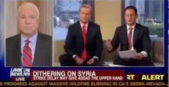 John McCain On Fox News With Islamophobic Brian Kilmeade