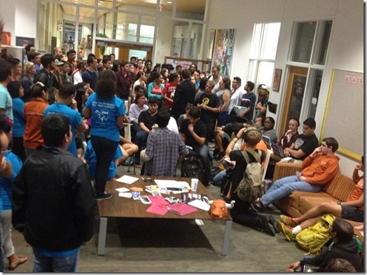 University Of Texas Young Conservatives Of Texas Lorenzo Garcia