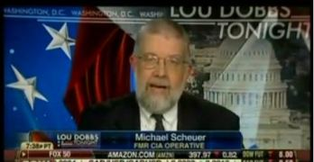 Michael Scheuer assassinating Obama