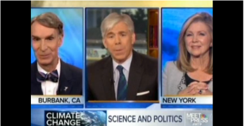 Bill Nye Marsha Blackburn David Gregory