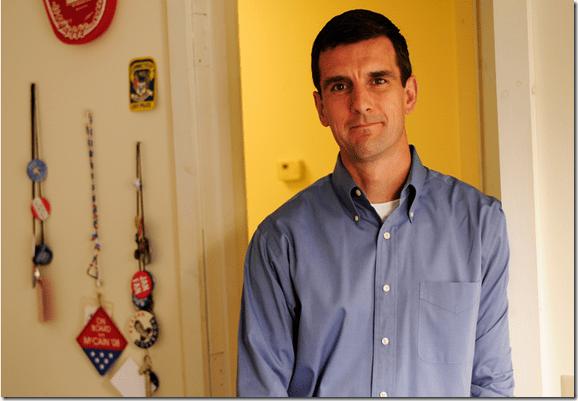 Fergus Cullen New Hampshire GOP Chairman