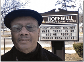 Rev. Edward Pinkney