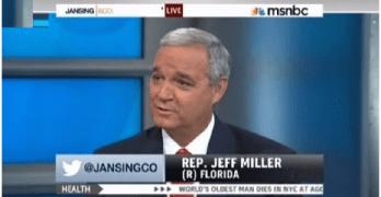 Jeff Miller Climate Change